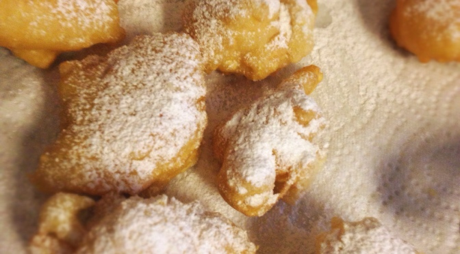 Beignets…the real deal