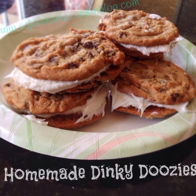 Homemade dinky doozies