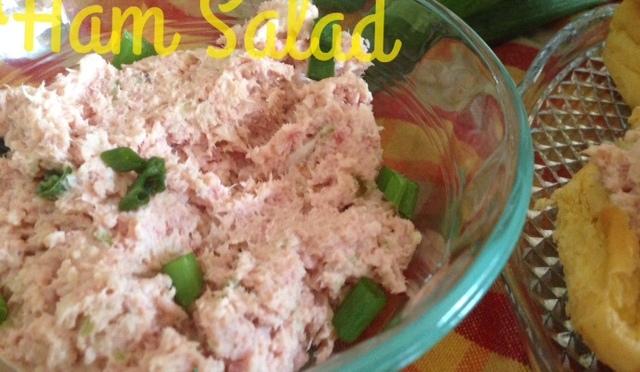 Callie's Ham Salad